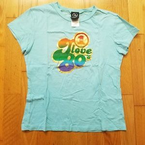 Jerry Leigh VH1 I Love the 80s Shirt